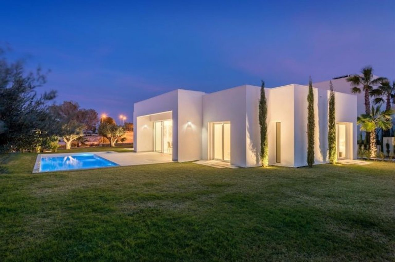 VILLA MODERNE BELLE CONCEPTION à vendre – Finestrat – Alicante