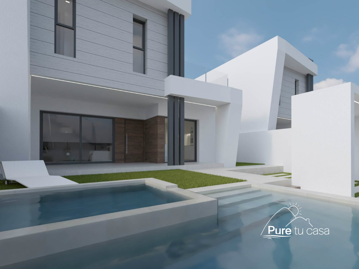 NOUVELLE CONSTRUCTION VILLA to sell – Dolores – Alicante